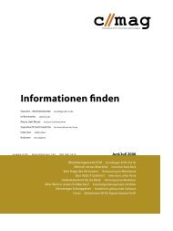 Informationen finden - Volker Watschounek, Journalist