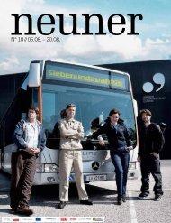 Neuner, Ausgabe 18: 6. August - 20. August 2009 - Linz