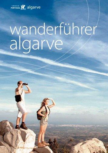 Wanderführer Algarve