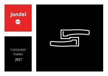 catalogo tarifa 2017 jandel4