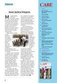 Majalah CARE, Edisi Februari 2010 - Al-Azhar Peduli - Page 4