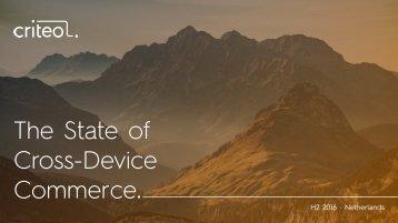 Cross-Device Commerce