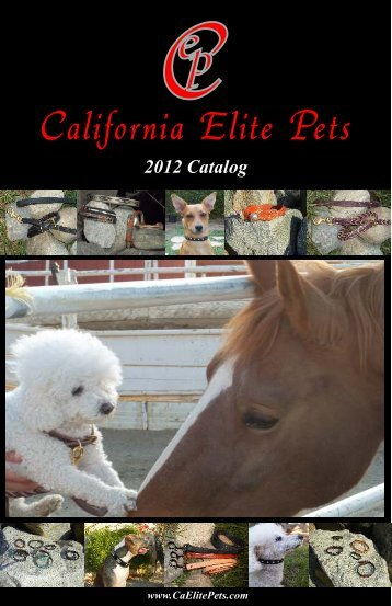 Pet Catalog Master 2 12-21-11 - california elite pets