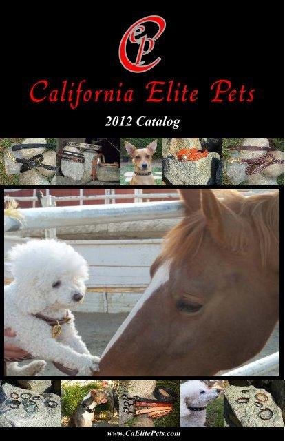 Pet Catalog Master 2 12-21-11 - california elite pets