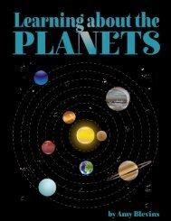 LearningAboutThePlanets