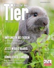 Alles für mein Tier - Fressnapf Magazin März-April