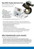 BTS Nutzfahrzeuge Turbo Service Set - Page 3