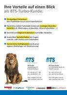 BTS Nutzfahrzeuge Turbo Service Set - Page 4