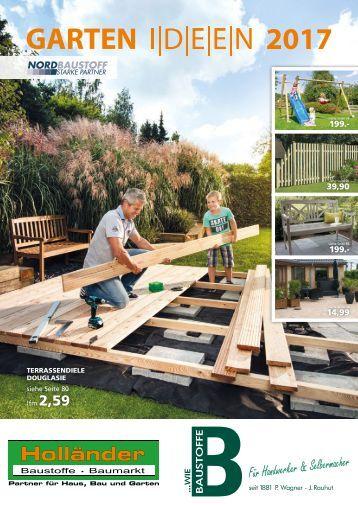 Gartenkatalog 2017 Holländer