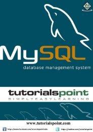 mysql_tutorial