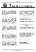 Stadionzeitung TSV Buchbach - FV Illertissen - Seite 6