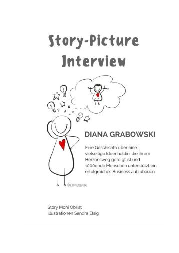 Story_Picture_Interview_Diana Grabowski inkl. Illustrationen mit Deckblatt