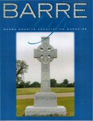 Barre Life Winter 2008