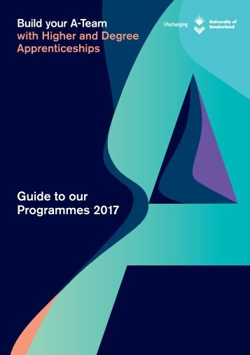 Guide to our Programmes 2017
