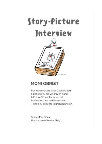 Story_Picture_Interview_Moni Obrist inkl. Illustrationen mit Deckblatt
