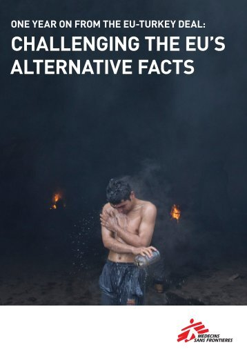 CHALLENGING THE EU'S ALTERNATIVE FACTS