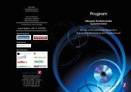 Program - Singulus Technologies AG