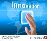 Solar - Singulus Technologies AG