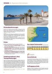 SPANIEN • Costa Blanca - Marti Reisen