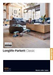 Meister Katalog Longlife-Parkett Classic