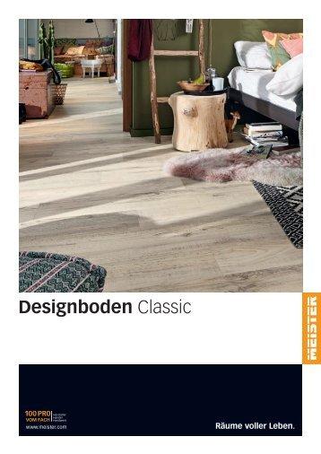 Meister Katalog Designboden Classic