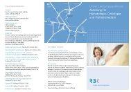 Abteilung für Hämatologie, Onkologie und Palliativmedizin Unser ...