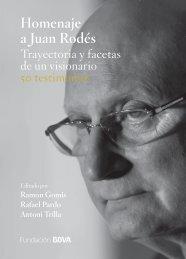 Homenaje a Juan Rodés