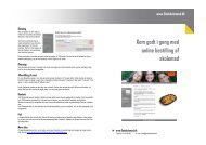 Kom godt i gang med online bestilling af skolemad - Christiansfeld ...