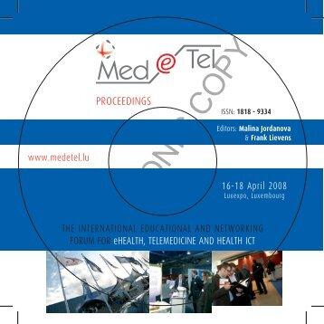 Med-e-Tel 2008