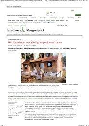 Berliner Morgenpost - S&K