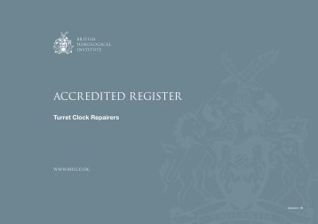 ACCREDITED REGISTER
