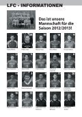 LFC - FC Schwedt 02 - Ludwigsfelder FC - Page 6