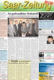 Ausgabe 02 - Saar-Zeitung