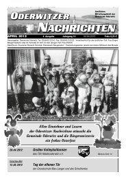 Funk und Elektronik - Gemeinde Oderwitz