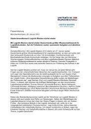 Pressemitteilung München/Kempten, 26. Januar 2012 ...