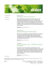 Newsletter vom Februar 2011