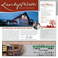 Mai 06|Juni 07|Juli 08 - Feilmeiers Landleben