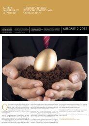 2012 - Ausgabe 2 - Lüders, Warneboldt & Partner