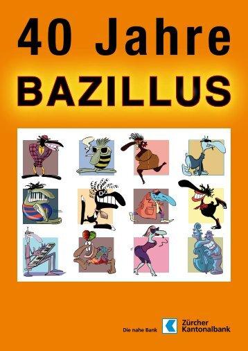 40 Jahre Bazillus