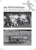 6OLLEYBALL 6OLLEYBALL $AMENGYMNASTIK - ATSV Kallmünz - Seite 7