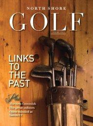 North Shore Golf Magazine Spring 2017