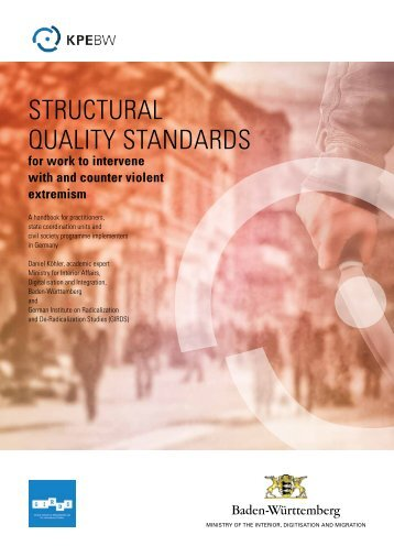 STRUCTURAL QUALITY STANDARDS