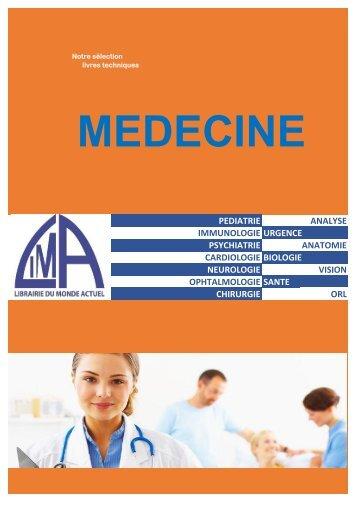 Médecine 2017