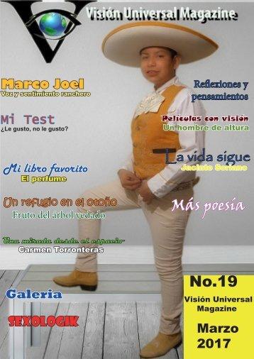 Edición No. 19 Marzo del 2017