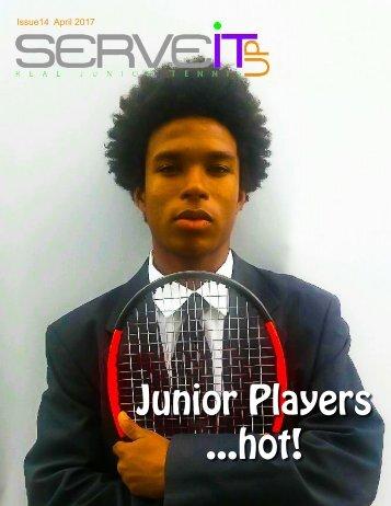 Serveitup Tennis Magazine #14