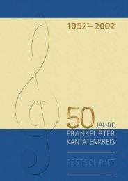 1,2 MB - Kirchenmusikverein Frankfurt am Main e. V.