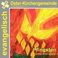Gemeindebrief Nr. 4/2009 (PDF, 3,20 MB - Evangelische Oster ...