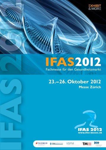 23.–26. Oktober 2012 - Ifas