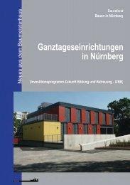 Ganztagesmaßnahmen (IZBB-Programm) - Stadt Nürnberg