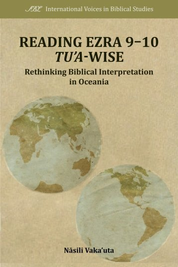 ReadiNg ezRa 9–10 Tu'a-wise - International Voices in Biblical ...